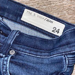 Rag & Bone High-Waisted Skinny Jean